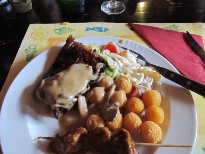 Plate 1 - Christmas Meal!