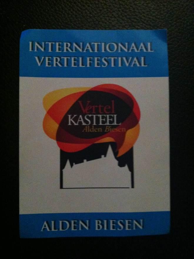 International Story Festival Ticket