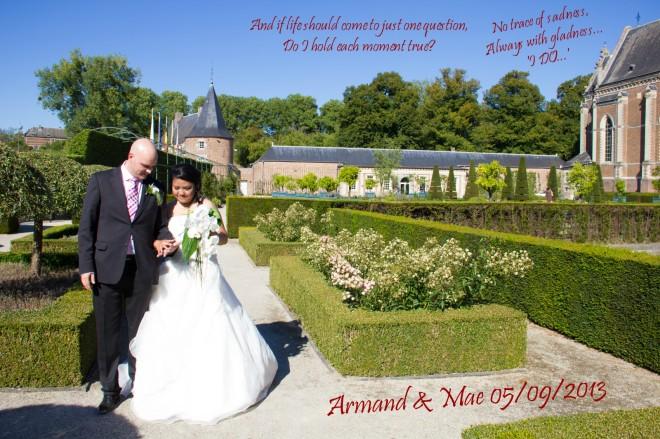 Armand & Mae 05/09/2013