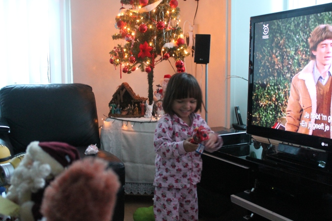 Christmas 2014 - Conquering NL